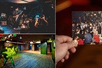 Legendární Rock Café slaví 30! Bomba zhatila koncert světové hvězdy, vzpomíná produkční
