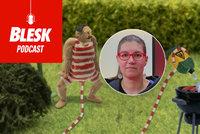 Blesk Podcast: Dětem může přijít normální vytahovat penis venku na ostatní, říká o pohádce expertka Štěpánová