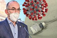 Koronavirus ONLINE: Šéf SZÚ po skandálu s očkováním končí. A skóre PES kleslo na čtyřku