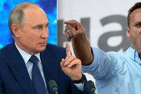 """Putinův kritik Navalnyj se po otravě vrací do Ruska. Úřady si na něj """"brousí zuby"""""""
