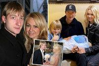 Pljuščenko s manželkou slaví 14 let spolu: Potkali se, když byla Jana vdaná za jiného!