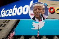 Cenzura Trumpa: Za hranou, nebo oprávněná? Hlavní problém gigantů leží někde jinde