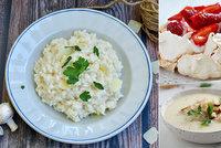 Bílá i na talíři: 3 skvělé recepty plus návod, jak vyšlehat dokonalý sníh!