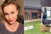 Vlastina Svátková před rozvodem koupila nový dům: Z barevného vybavení přechází zrak!