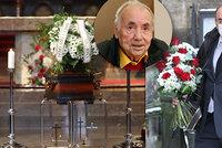 PŘÍMÝ PŘENOS: Pohřeb Františka Filipa (†90), režiséra Chalupářů i F. L. Věka