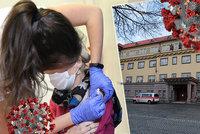Koronavirus v Praze: V Nemocnici Na Františku bude očkovací centrum, vznikne i mobilní tým