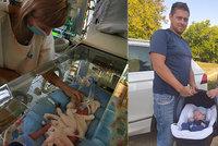 """Málem přišla o život i o syna (9 měs.)! Janě (33) prorůstala placenta do dělohy: """"Rostla všude, kde se dalo"""""""
