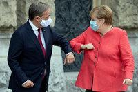 Náhradík Merkelové: Manželku potkal v církevním sboru, u migrantů stál za kancléřkou