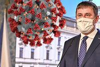 Koronavirus ONLINE: PES klesl pod 70, Petříček mluví o cestování s antigenními testy