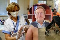 Být ministrem zdravotnictví? Sebevražedná mise, tvrdí ředitel vinohradské nemocnice Petr Arenberger