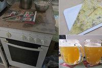Tatarka na pizze, šizení nápojů, místo sýra palmový tuk! Výdejní okénka ukázala prohřešky