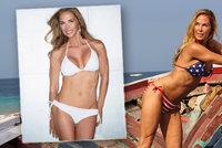 Sexy babička (62) je bikiny modelkou! Lidé ji považují za sestru jejích synů