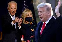 ONLINE inaugurace v USA: Velký den pro Bidena. Trump utíká a udělil milost exporadci