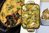 Zapékané recepty: Inspirace s hovězím, rýží i palačinkami