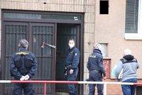 Vražda na Smíchově! V domě našli mrtvou ženu (†51), podezřelého (44) už obvinili