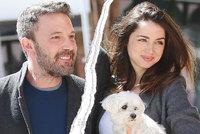 Hollywoodský lamač srdcí Affleck a sexy Bondgirl už pár netvoří: Rozchod po telefonu!
