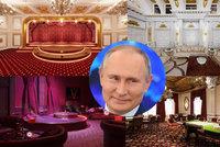 Navalnyj odhalil, jak vypadá Putinovo sídlo za 30 miliard: Striptýzový bar, kasino, vlastní kostel i lázně