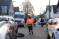 Drama v Klecanech: Muž hrozí zbraní! volali na policii. Prostřelil si hlavu