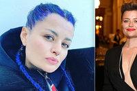 Hvězda Mostu! a Tváře Erika Stárková zase »zmodrala«: Jsem jako druh motýla, libuje si