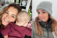 Alena Šeredová (42) promluvila o čtvrtém dítěti! Prozradila i jména, co měla v zásobě