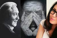 Obraz, nebo fotka? Eviny kresby berou dech! Proč nikdy neprodá Gotta?