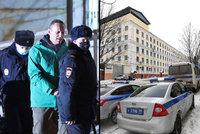 Navalného drží v nechvalně známé věznici: Renovovali ji, místo díry v zemi má i záchod
