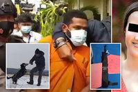 Vražda Adriany (†29) na Bali: Smrtící zbraň si expřítel přivezl ze Slovenska, tvrdí tamní média