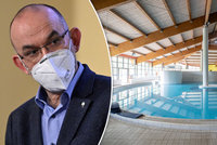 Otevření saun a bazénů s negativním testem: Nepomůže nám to, komentují provozovatelé