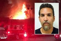 Při požáru na párty zemřelo 36 lidí, zakladatel klubu přiznal vinu na jejich smrti