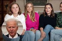 """""""Bidenovy holky"""": Vnučky nového prezidenta se staly miláčky USA. Kdo jsou?"""