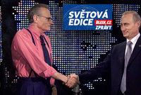 Larry King: Jak se z legendy CNN stala tvář kremelské propagandy