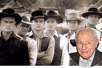 Zemřel spoluautor kultovního westernu Sedm statečných: Ve 101 letech podlehl zápalu plic!
