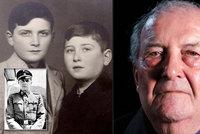 Pamětník Jiří přežil kruté pokusy nacistické zrůdy Mengeleho: Na osvobození Osvětimi nikdy nezapomenu, říká