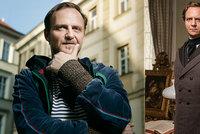 Tajemství herce Hájka alias Němce z Boženy: Setkání s otcem po 23 letech skončilo infarktem!