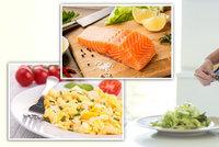 Láká vás keto dieta? Tohle je přesný jídelníček na jeden den!