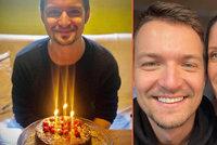Viktor Vincze slaví 30: Překvapení od Adely (40) ho dojalo k slzám!