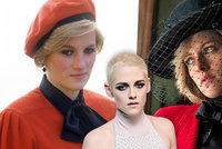 Hvězda Stmívání jako druhá princezna Diana? Z nové fotky z natáčení jde mráz po zádech!