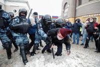 Kvůli Navalnému houstne atmosféra: Putinovo Rusko hrozí přerušením vztahů s EU