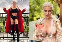 Doznání prsaté Barbie Jiráčkové: Přitahují mě víc ženy!