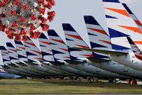 Smartwings chtějí kompenzace od státu: Půl miliardy za prázdné sedačky a zrušené lety