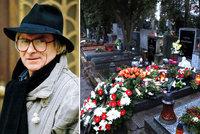 Tajné poslední rozloučení s Ladislavem Mrkvičkou (†81): Nedožité narozeniny a uložení urny!