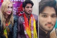 Češka (63) dělá pro lásku s Pákistáncem všechno! Platí za něj, manžel se jí ale prý nevěnuje!