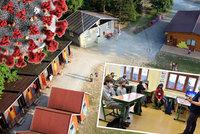Místo letních táborů doučování: Plaga chystá pro školáky speciální kempy. Budou zdarma, slibuje