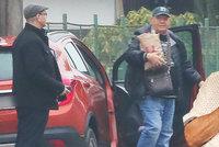 František Nedvěd (73) se po výsledcích chemoterapie raduje: Léčba zabírá!