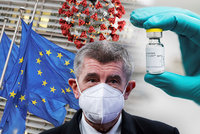 Babiš a další tři premiéři tlačí na Brusel kvůli vakcíně J&J. Strachují se o dodávky