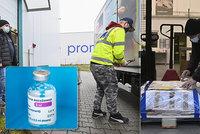 Koronavirus ONLINE: Kritika vlády za rozvoz vakcín AstraZeneca. A 5450 hospitalizovaných v ČR