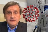 Imunolog Hel: Špatné zprávy, britská mutace se v Česku rychle šíří. V řádu desítek procent