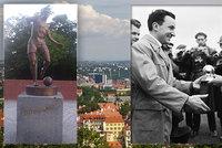 Legendární Masopust (†84) by slavil 90: Byt po Ferbasové, vandalismus a Zlatý míč poprvé v Praze!