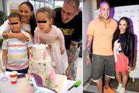 Zpěvačka Tina a rapper Separ zase jako rodina? Díky dceři znovu pohromadě!