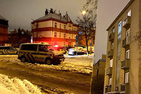 Obrovská tragédie ve Strašnicích: Dívka (†17) se zřítila z balkonu, zemřela
